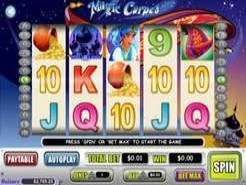 Magic Carpet Slots