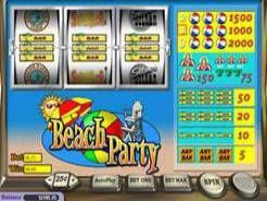 Beach Party Slots
